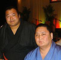 Toyonoshima and Tokitenku